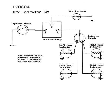 4 Way Flasher Wiring Diagram (ePUB/PDF)