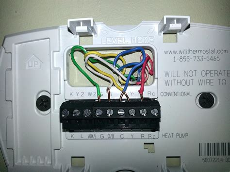 4 wire wiring diagram rth221