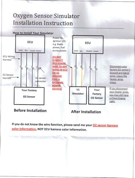 ford f o sensor wiring diagram images ford explorer 4 wire o2 sensor diagram ford f 150 4 wiring diagram and