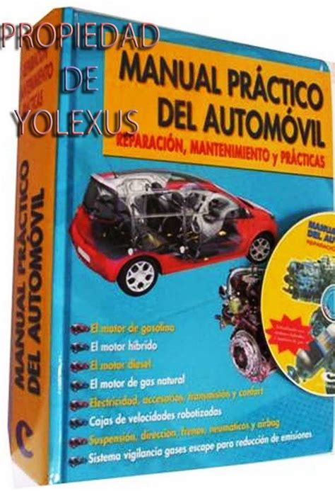 5 Ed Manual Practico Del Automovil