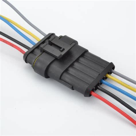 5 wire auto harness
