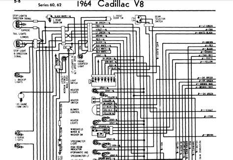 53 cadillac wiring diagram