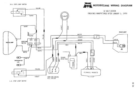 6 Volt Farmall M Tractor Electrical Diagram - Wiring Diagrams Farmall Volt Pos Ground Wiring Diagram on