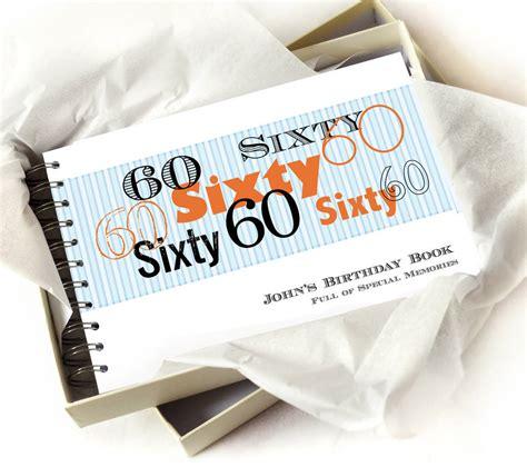 60th Birthday Guest Book (ePUB/PDF)