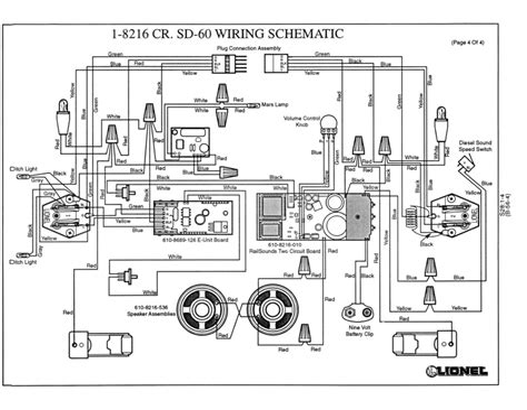 671 lionel train wiring diagram