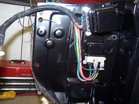 69 camaro voltage regulator wiring diagram