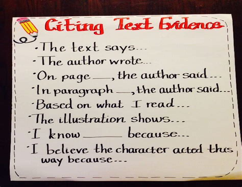 6th Grade Citing Textual Evidence (ePUB/PDF)