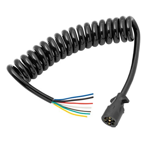 pole round trailer wiring diagram images 7 way trailer adapters trailer wiring solutions brake