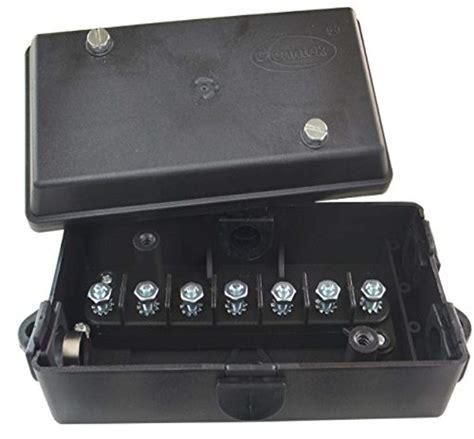towing plug wiring diagram asp images 7 pole junction box trailer cordset conntek