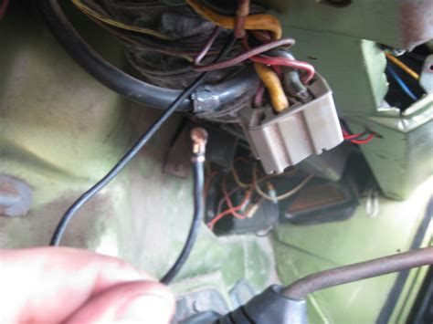 77 ford f100 ignition wiring