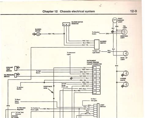 82 f150 brake light wiring diagram