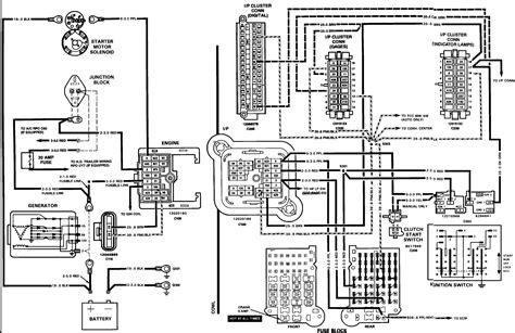 91 s10 starter wiring diagram