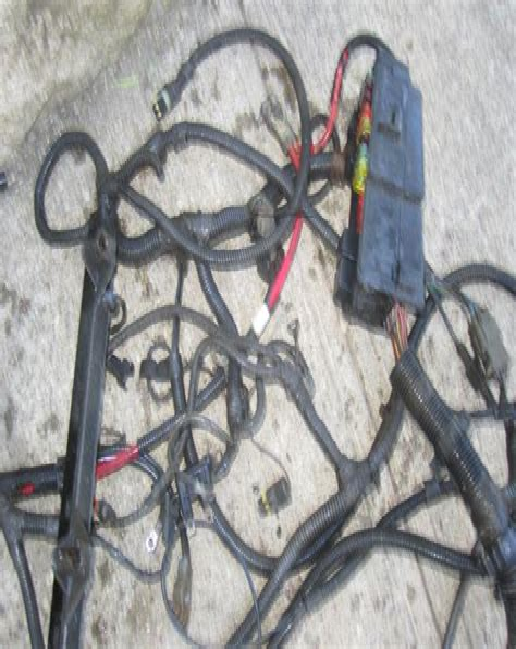 92 jeep wrangler engine wiring diagram