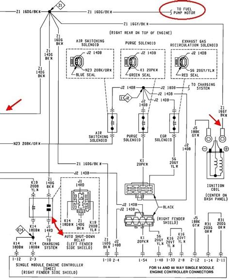 95 Dakota Asd Relay Wiring Diagram (ePUB/PDF) Free