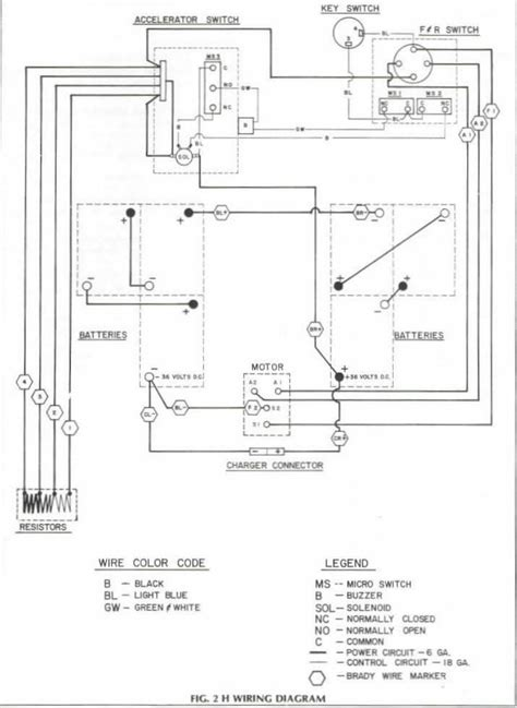 95 ezgo marathon golf cart wiring diagram (pdf & epub)  ebook database