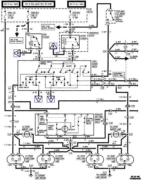 95 Gmc Parking Light Wiring Diagram ePUB/PDF