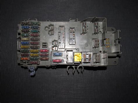 95 prelude fuse box