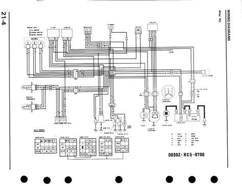 96 Honda Atv Wiring