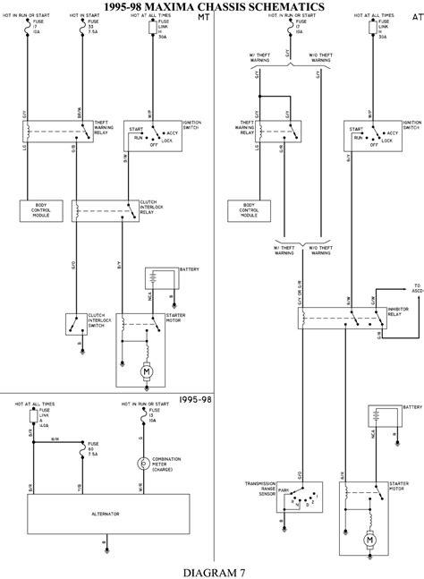 [SCHEMATICS_4PO]  96 Nissan Maxima Wiring Diagram | 96 Maxima Wiring Diagram |  | eBook Database