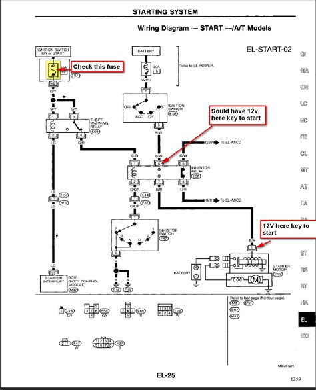 98 infiniti qx4 wiring diagram