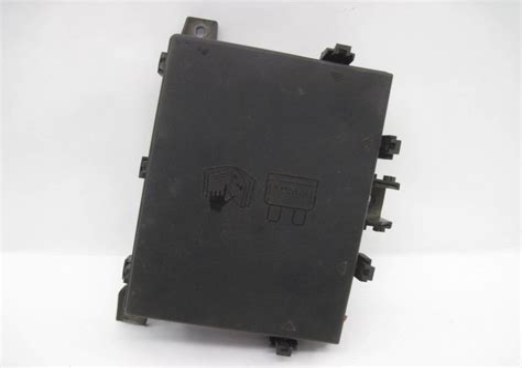 98 land rover fuse box