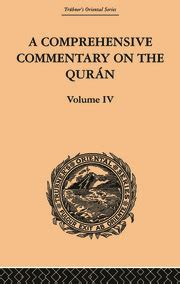 A Comprehensive Commentary On The Quran Comprising Sales Translation And Preliminary Discourse Volume Iv English Edition