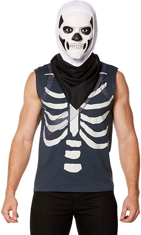 A Fortnite Book For Kids Skull Troopers Halloween With Pictures