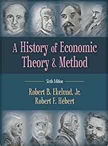 A History Of Economic Theory And Method Sixth Edition