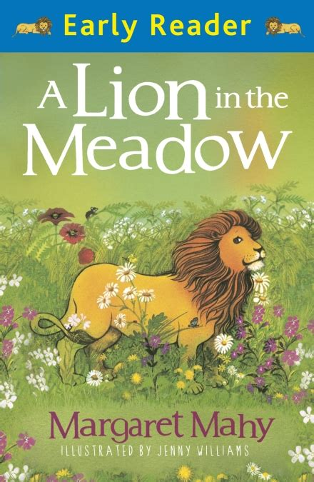 A Lion In The Meadow Early Reader English Edition
