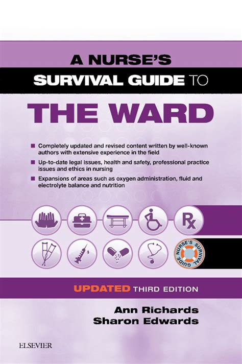 A Nurses Survival Guide To The Ward E Book