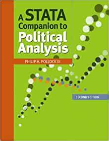 A Stata Companion To Political Analysis