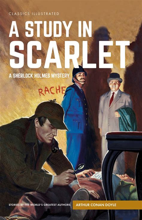 Download A Study In Scarlet A Sherlock Holmes Adventure Collins