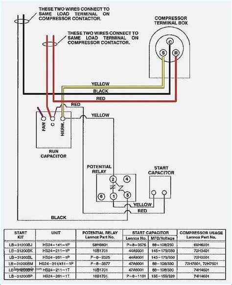 Ac Condensing Unit Wiring Diagram (PDF files/ePubs) on