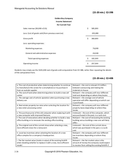 Accounting 5th Edition Solutions Manual By Horngren (ePUB/PDF) Free