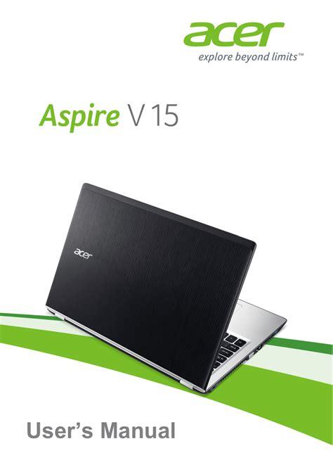 Acer V3 Manual (ePUB/PDF) Free
