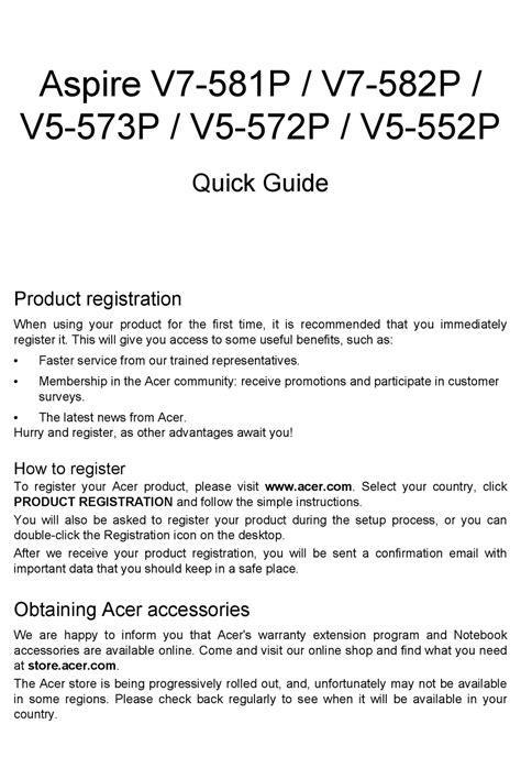 Groovy Acer V5 Manual Epub Pdf Wiring Database Gramgelartorg