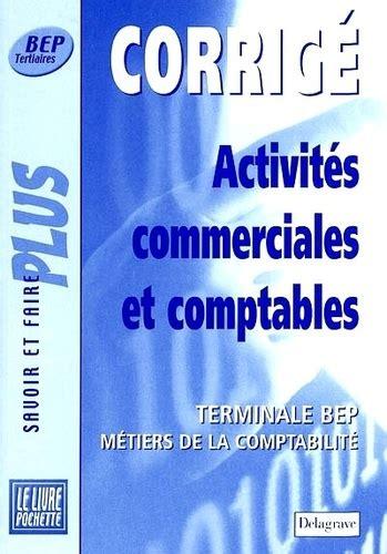 Activites Commerciales Et Comptables Tle Bep Secretariat (ePUB/PDF)