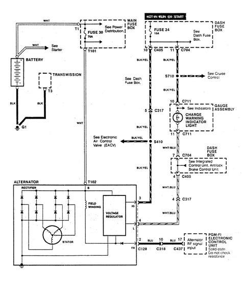 Acura Integra Alternator Wiring Diagram (ePUB/PDF) Free