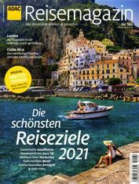 Adac Reisemagazin Brasilien (ePUB/PDF)