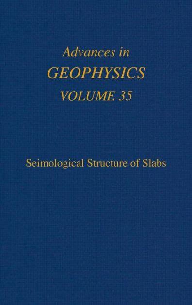 Advances In Geophysics Dmowska Renata (ePUB/PDF)