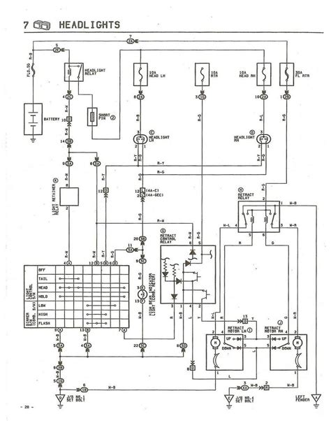 ae86 wiring diagram ae wiring harness ae image wiring ... on