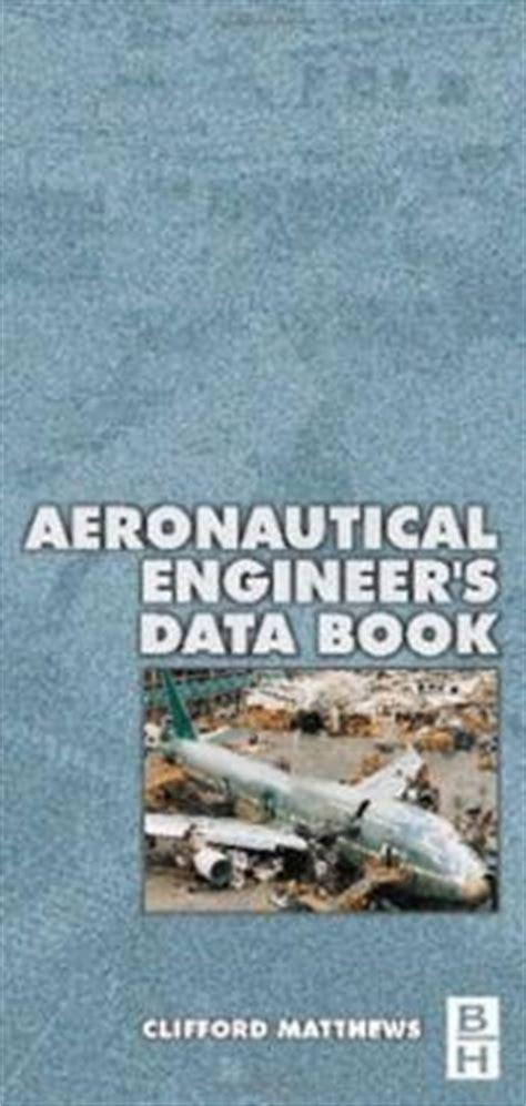 Aeronautical Engineer S Data Book Matthews Cliff (ePUB/PDF) Free