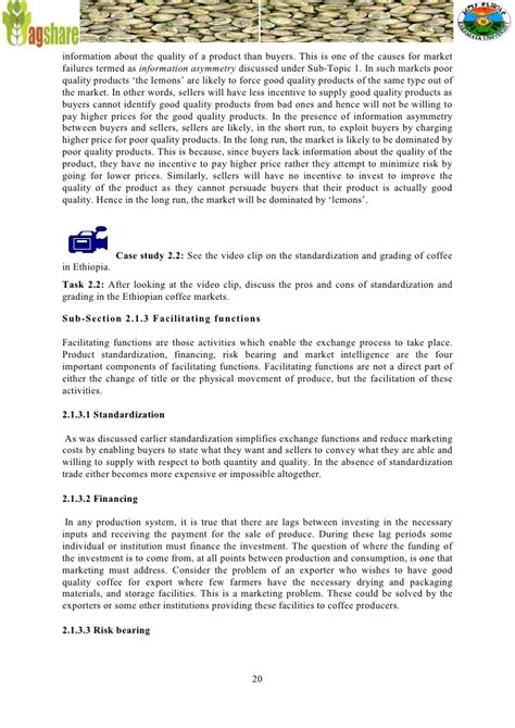Agricultural Marketing And Price Analysis (ePUB/PDF) Free