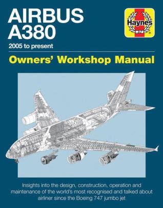 Airbus A380 Operating Manual (ePUB/PDF) on