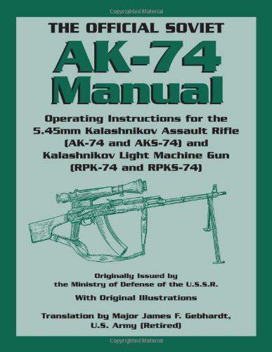 Ak 74 Manual (ePUB/PDF) Free