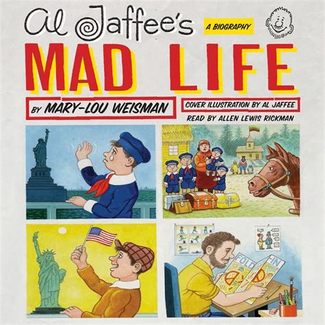 Al Jaffees Mad Life A Biography
