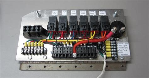 [DIAGRAM_3US]  Alternate Wiring 12 Volt Fuse Box | Alternate Wiring 12 Volt Fuse Box |  | eBook Database