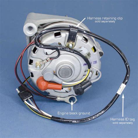 Alternator Wire Harness Wire Size (ePUB/PDF)
