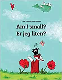 Am I Small Er Jeg Lille Childrens Picture Book English Danish ...