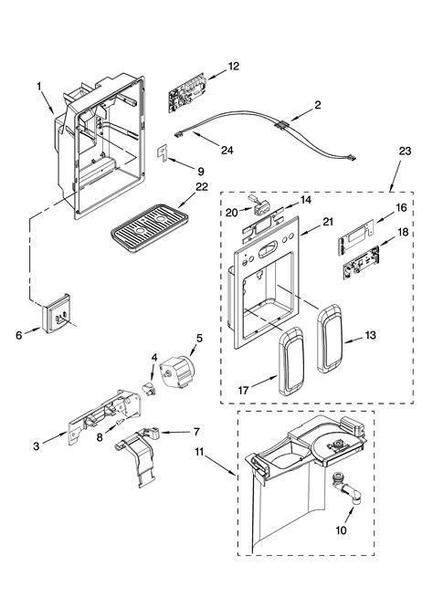 Amana Refrigerator Wiring Diagram from ts1.mm.bing.net